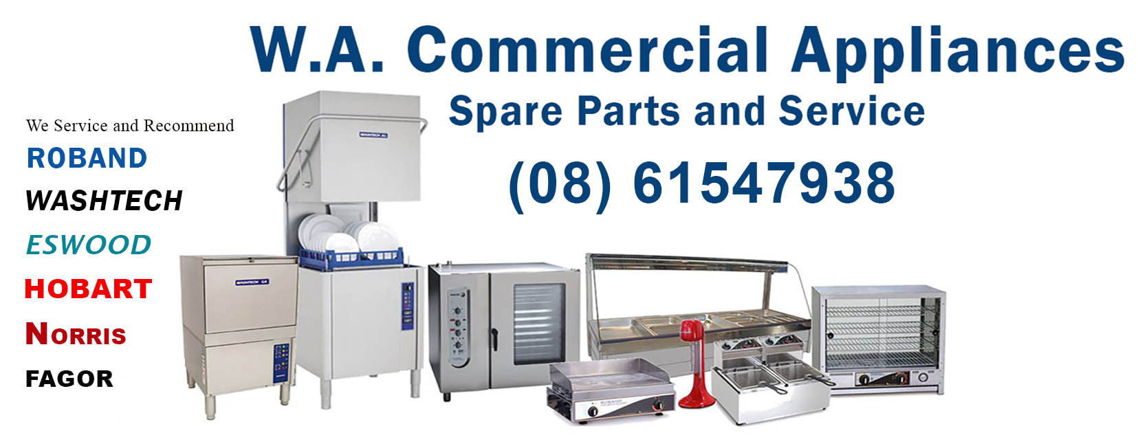 Catering Appliance Parts and Service